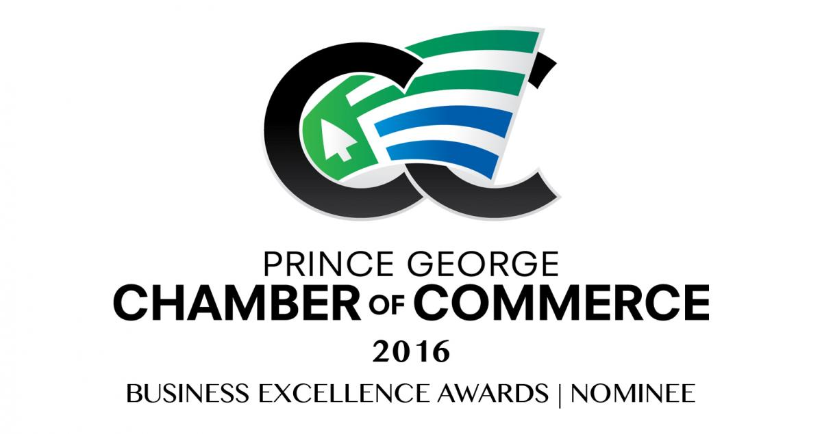 BEA Nomination Logo - Prince George Chamber of Commerce