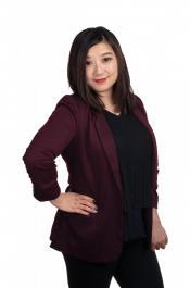 Jasmine Hu - CPA student at DMC